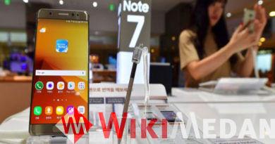Samsung Note 7 Rekondisi