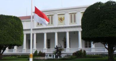 Kronologi Pria Bugil Berusaha Masuk Istana Kepresidenan