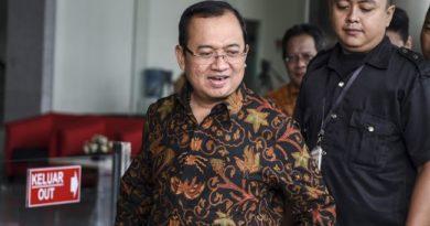 Priyo Budi Santoso Disebut Terima Rp3 Miliar Korupsi Alquran