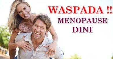 Menopause Dini