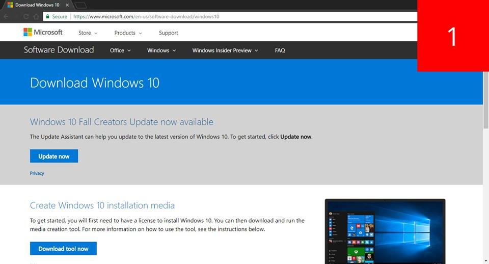 cara perbaiki windows 10