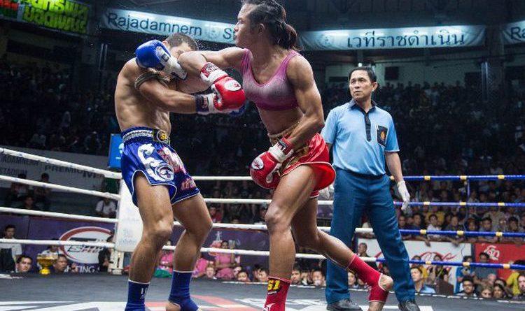 Atlet Transgender Asal Thailand