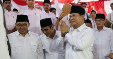 Prabowo Galang Donasi, Terus Terkumpul Hingga Rp 219 Juta Kurang Dari 3 Hari