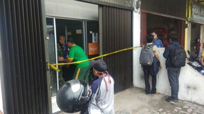 Perampokan Bank BTPN
