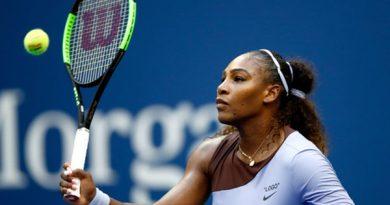 Buku Nelson Mandela Menginspirasi Serena Williams Kembali Ke Indian Wells