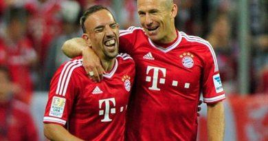 Bakal Ditinggal Robben dan Ribery, Alaba Sebut 2019 Adalah Tahun Sulit untuk Bayern