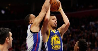 Detroit Pistons Kacaukan Comeback Dari Stephen Curry