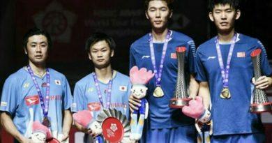Hasil Lengkap Final BWF World Tour Finals 2018: China Tiga Gelar Juara