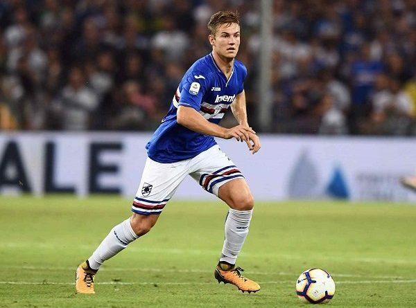 Inter Incar Bek Sampdoria Seandainya Miranda Pergi