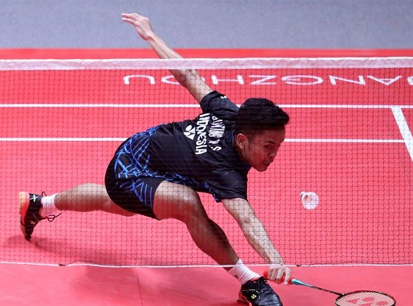 Kalah dari Son Wan Ho, Anthony Ginting Gugur dari BWF World Tour Finals 2018