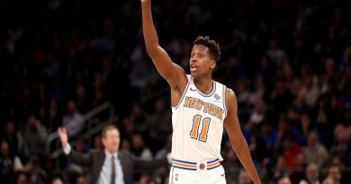 Masa Depan Frank Ntilikina Bersama New York Knicks Semakin Buram