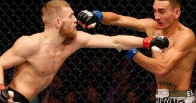 McGregor Bahagia atas Kemenangan Holloway di UFC 231