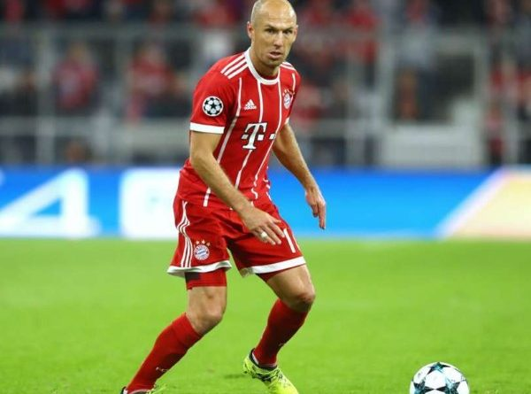Tinggalkan Bayern Munich, Robben Negosiasi dengan PSV?