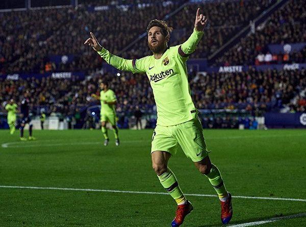 Valverde Lega Karena Kebrilianan Messi Kembali Selamatkan Barcelona