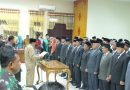 Pasi Intel Kodim 0117/ dan Wakapolres Atam Di Lingkungan Pemkab. Aceh Tamiang