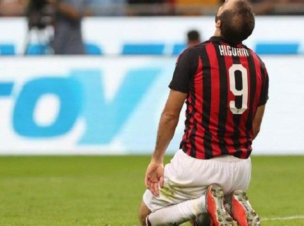 Legenda Inter dan Legenda Milan Kompak Beri Kritik Tajam Ke Higuain