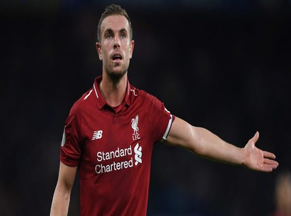 Liverpool Tuai Kekalahan Perdana, Apa Tanggapan Henderson?