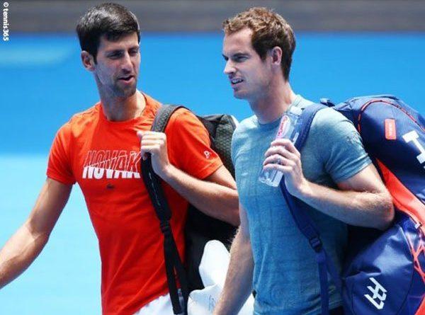Mundurnya Andy Murray Mengejutkan Novak Djokovic