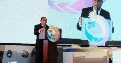 Resmi, Edy Rahmayadi Lepas Jabatan Ketua Umum PSSI