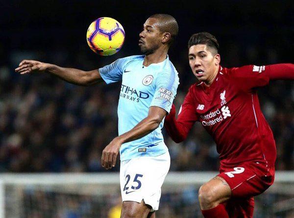 Sane Klaim Kemenangan City Atas Liverpool Tak Lepas Dari Peran Fernandinho