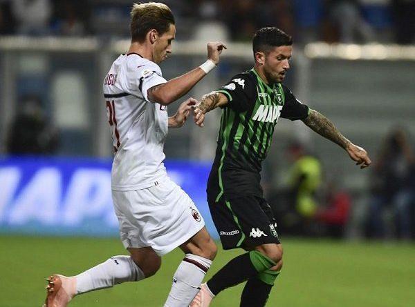 Sassuolo Tegaskan Sensi Tak Akan Pindah ke Milan