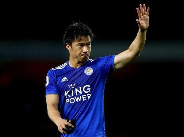 Shinji Okazaki Buka Peluang Hengkang dari Leicester