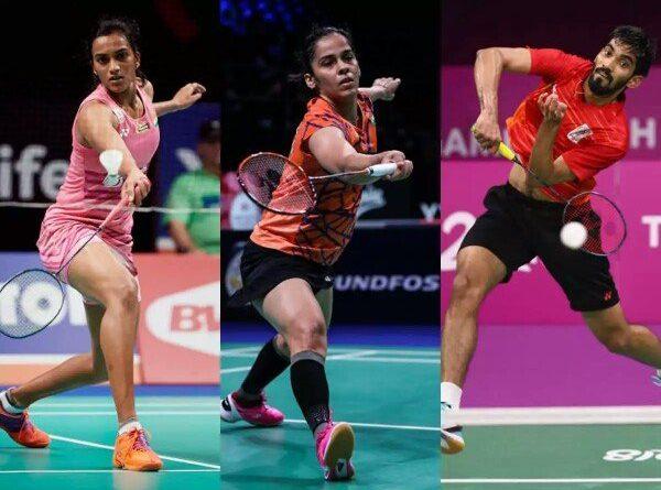 Sindhu, Saina Dan Srikanth Akan Tampil di Indonesia Masters 2019