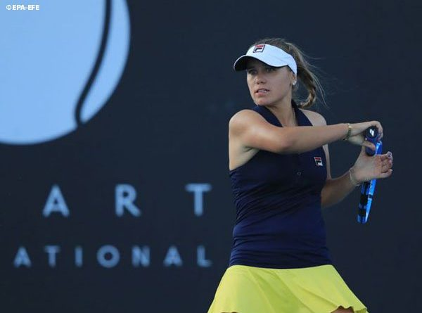 Sofia Kenin Klaim Satu Tiket Ke Final Hobart International