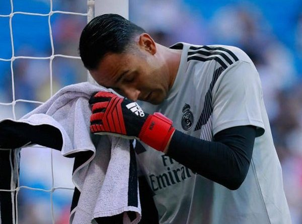 Unai Emery Bantah Arsenal Ingin Datangkan Keylor Navas dari Real Madrid